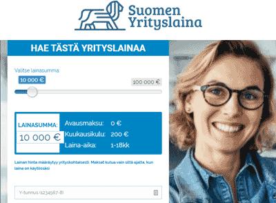 suomen yrityslaina