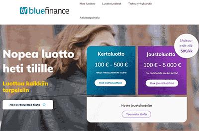 Bluefinance