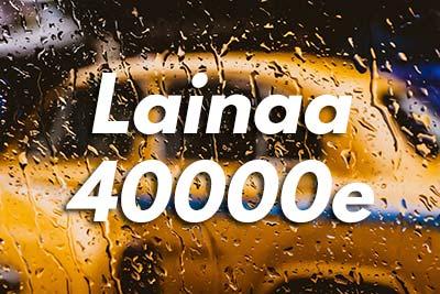 lainaa 40000