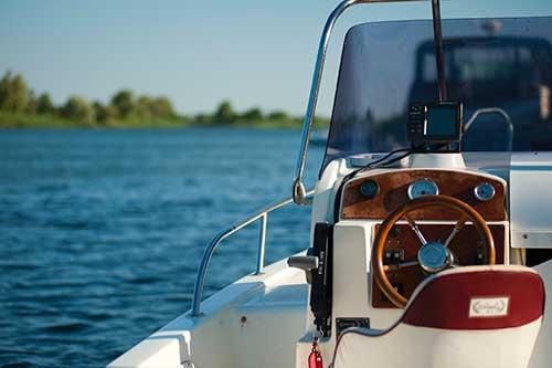 veneen rahoitus