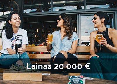 lainaa 20000