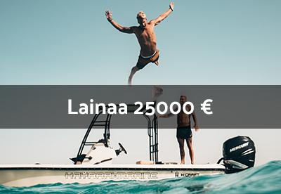 lainaa 25000