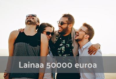 lainaa 50000